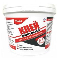 Wallpaper glue universal with indicator VinJel, 200 gr.