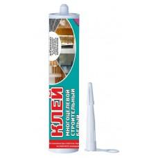 Glue (liquid nails) multipurpose construction VinJel, white, 310 ml.