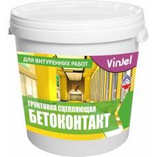 Primer concrete Contact for internal works VinJel, 1.5 kg.