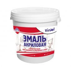Acrylic matte enamel VinJel, 1 kg.